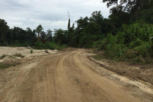 Road Improvement A